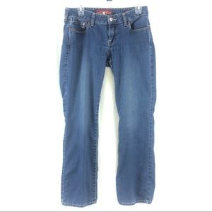 Lucky brand Lola boot cut jeans 6 / 28 x 30